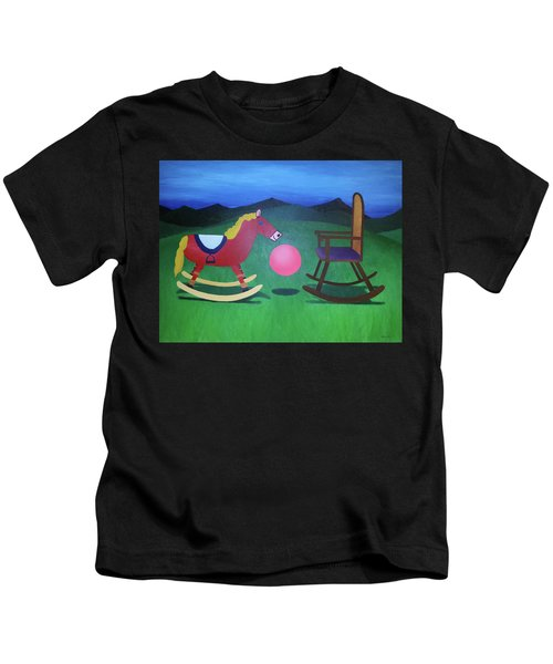The Floating In-between Kids T-Shirt