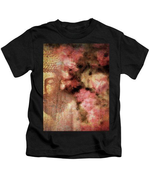 The Garden Buddha 1 Kids T-Shirt