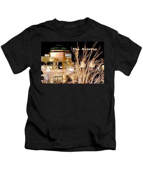 The Gateway Mall Kids T-Shirt