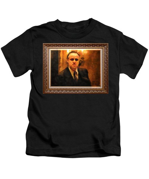 The Godfather Kids T-Shirt