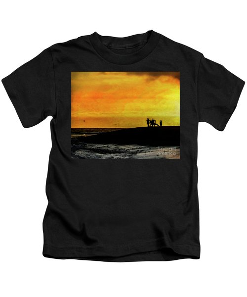The Golden Hour II Kids T-Shirt