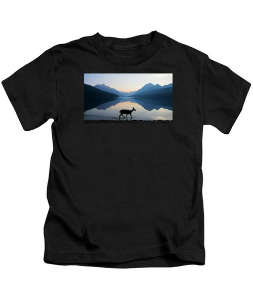 The Grace Of Wild Things Kids T-Shirt