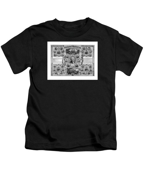 The Great National Memorial Kids T-Shirt