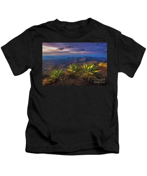 Great Wide Open Texas Kids T-Shirt