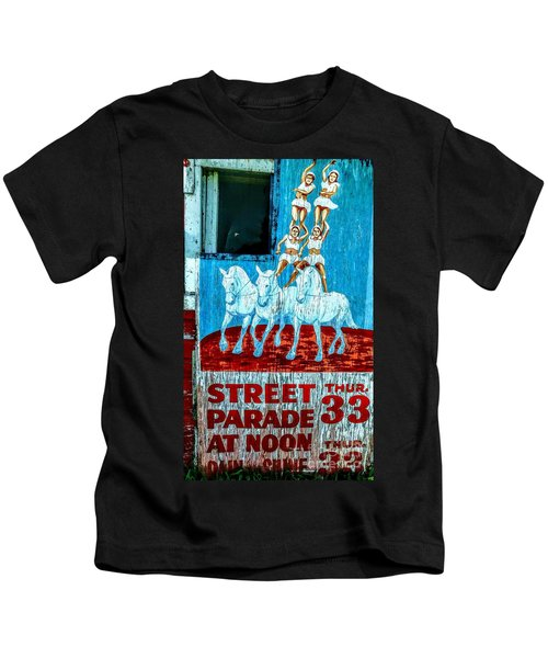 The Greatest Show On Earth Kids T-Shirt
