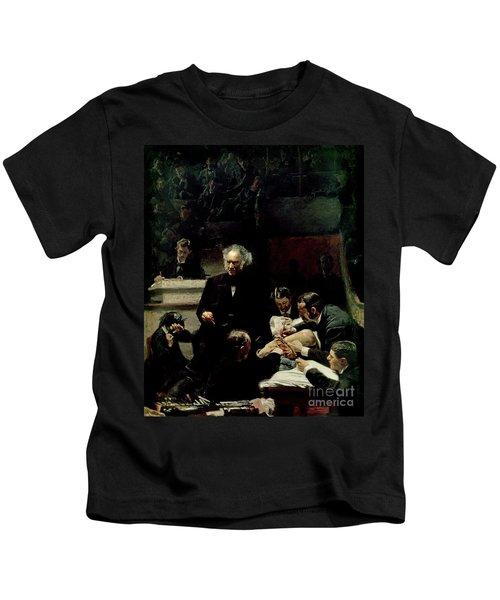 The Gross Clinic Kids T-Shirt