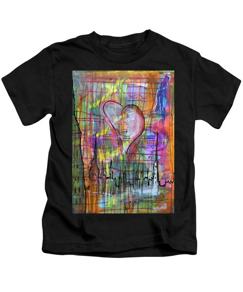 The Heart Of The City Kids T-Shirt