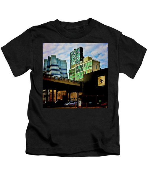 The Highline Nyc Kids T-Shirt