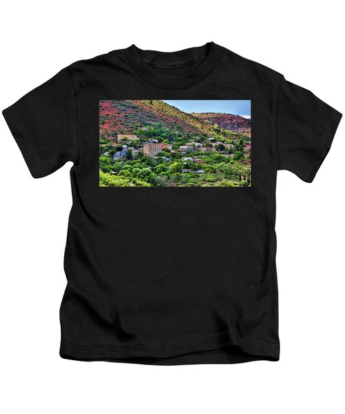 The Hills Of Jerome Kids T-Shirt