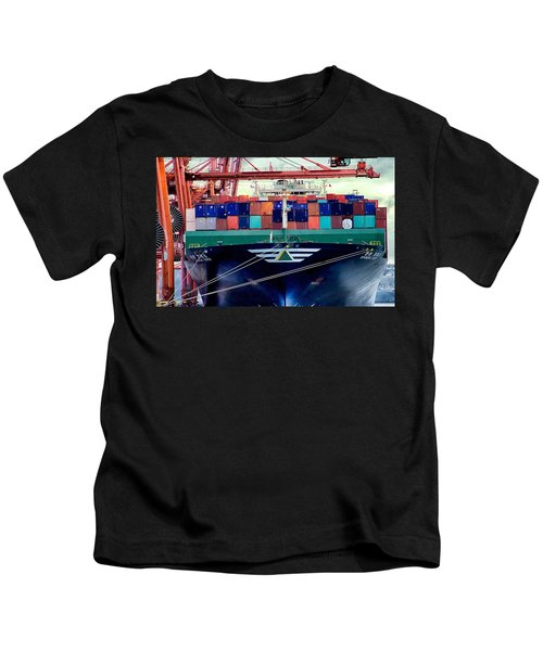 The Hyundai Faith Seattle Washington Kids T-Shirt