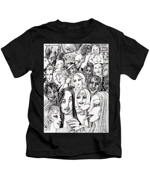 The In Crowd Kids T-Shirt