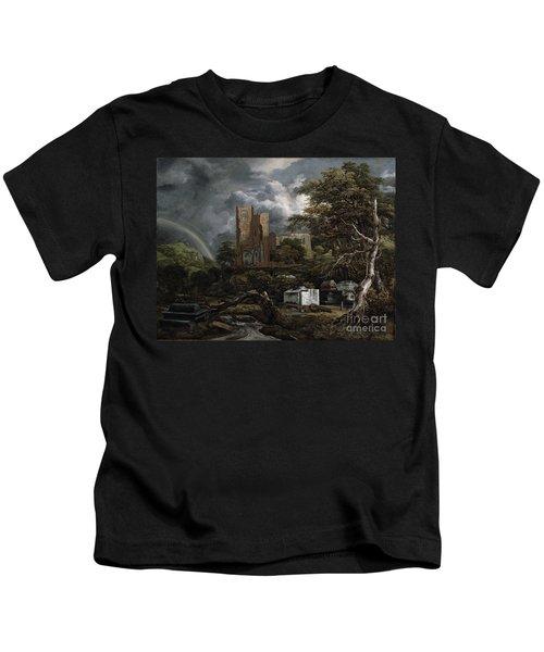 The Jewish Cemetery Kids T-Shirt