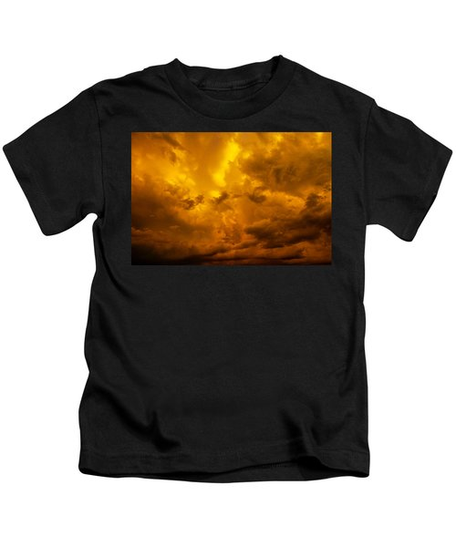 The Last Glow Of The Day 008 Kids T-Shirt