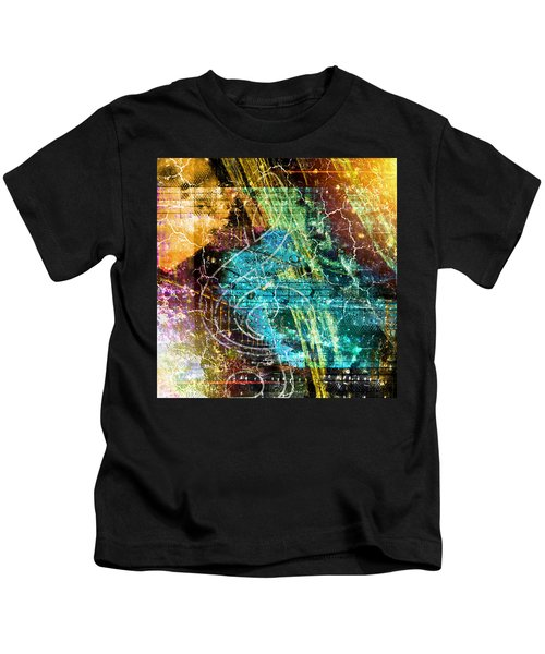 The Magic Key. Kids T-Shirt