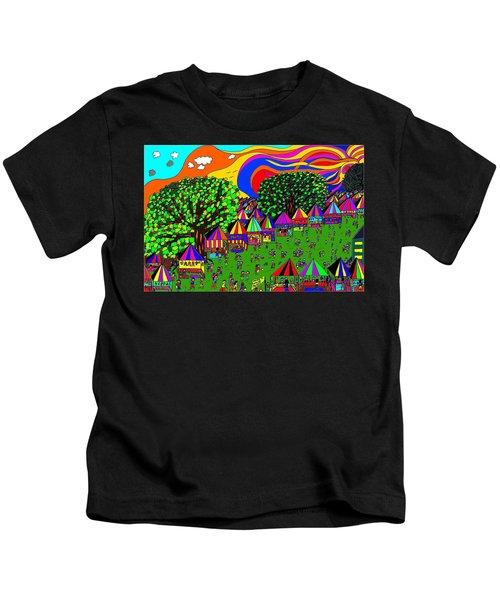The Markets Kids T-Shirt