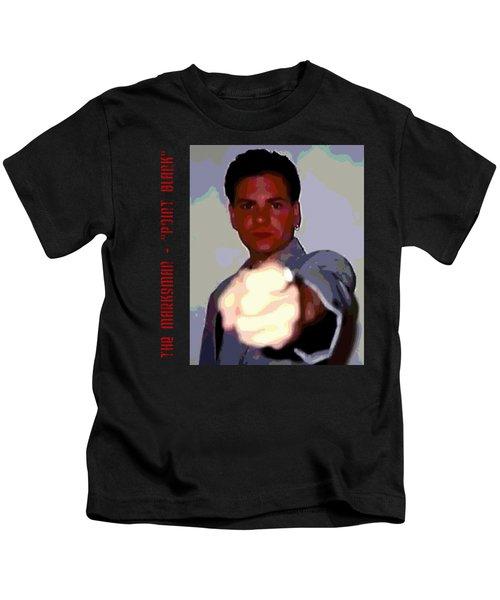 The Marksman - Point Blank Kids T-Shirt