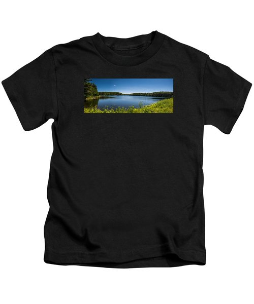 The Middle Of The Afternoon Kids T-Shirt