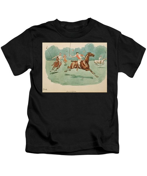 The Month Of June  Polo Kids T-Shirt