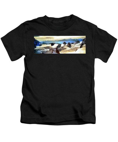 The Mountain Paint Kids T-Shirt