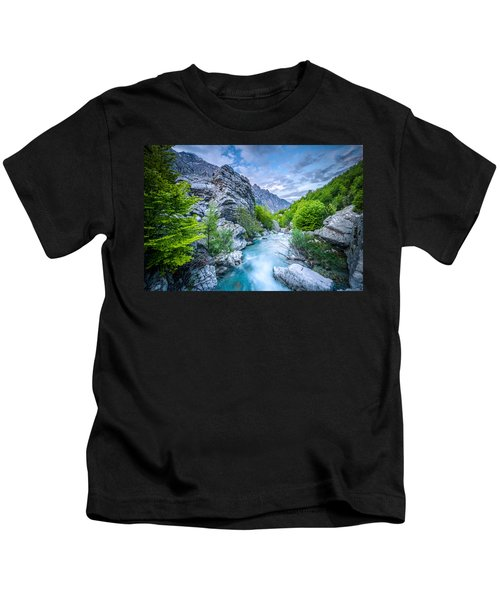 The Mountain Spring Kids T-Shirt