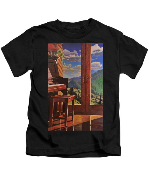 The Music Room Kids T-Shirt