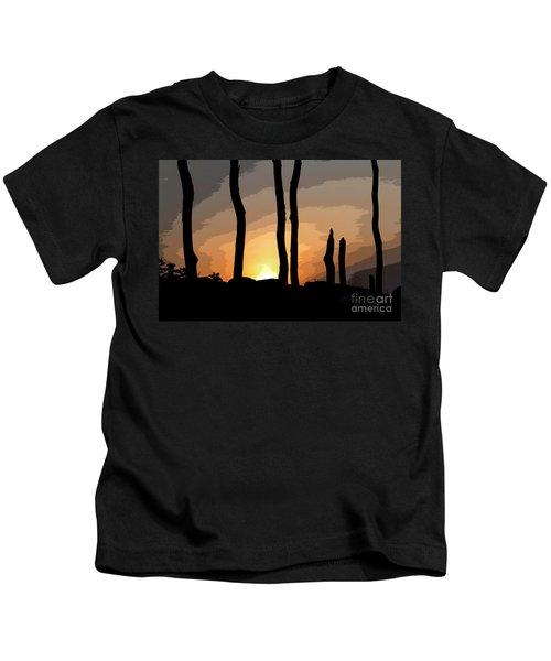 The New Dawn Kids T-Shirt