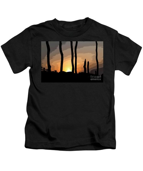 The New Dawn Kids T-Shirt