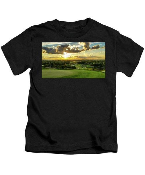 The Ninth Hole II Kids T-Shirt