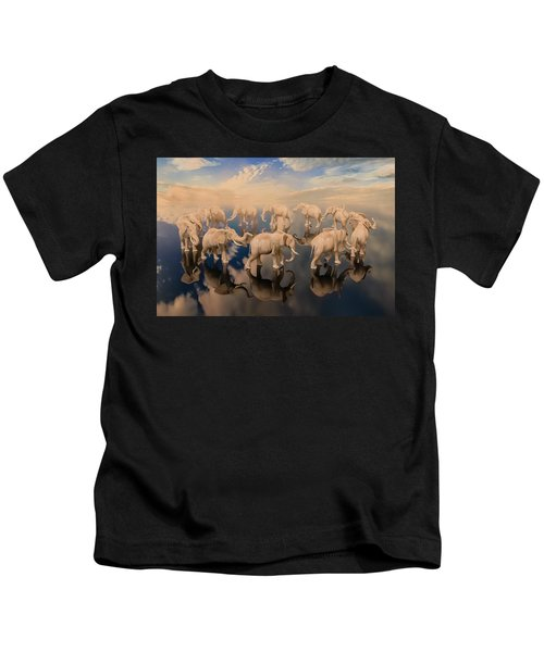The Obsessive Thought Kids T-Shirt