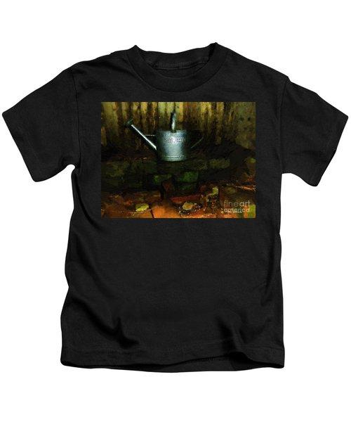 The Old Firepit Kids T-Shirt