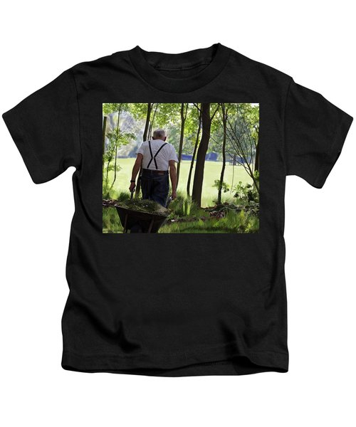 The Old Gardener Kids T-Shirt