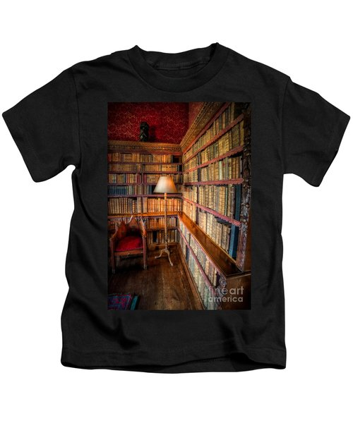 The Old Library Kids T-Shirt