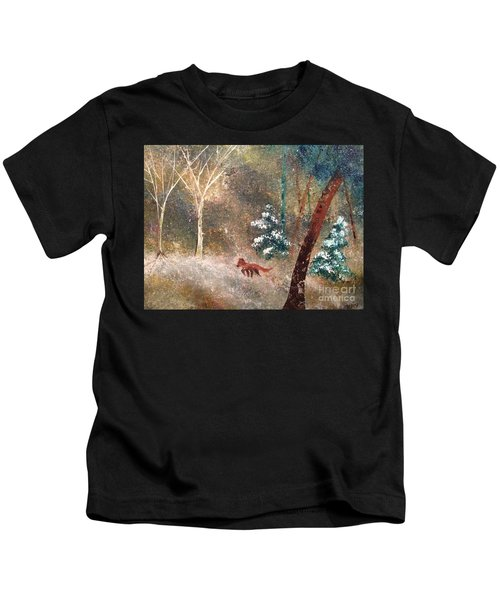 The Onion Snow Kids T-Shirt