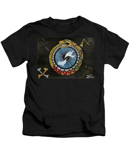 The Ouroboros Kids T-Shirt