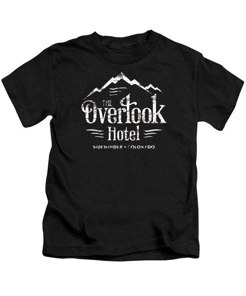 The Overlook Hotel Kids T-Shirt