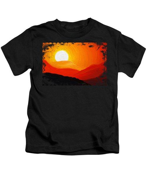The Painted Desert Signature Series Kids T-Shirt