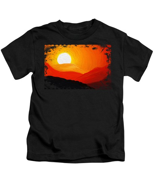 The Painted Desert Signature Series Kids T-Shirt