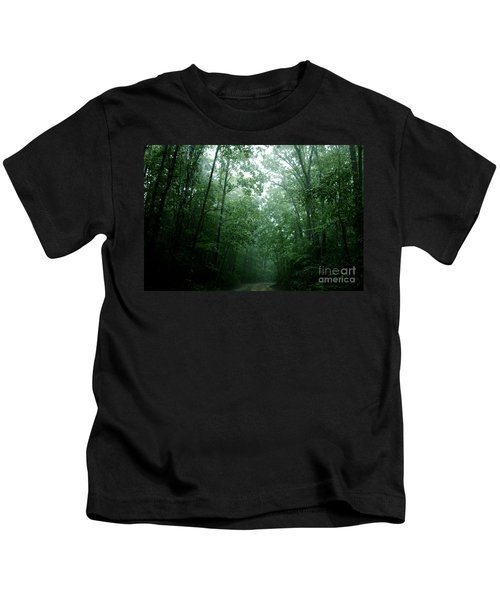 The Path Ahead Kids T-Shirt