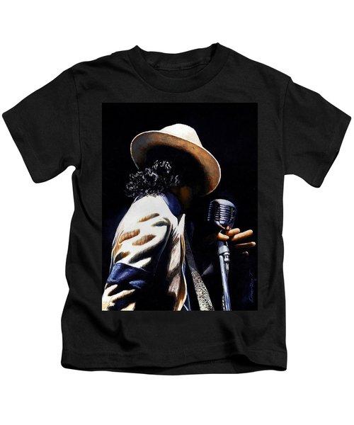 The Pop King Kids T-Shirt