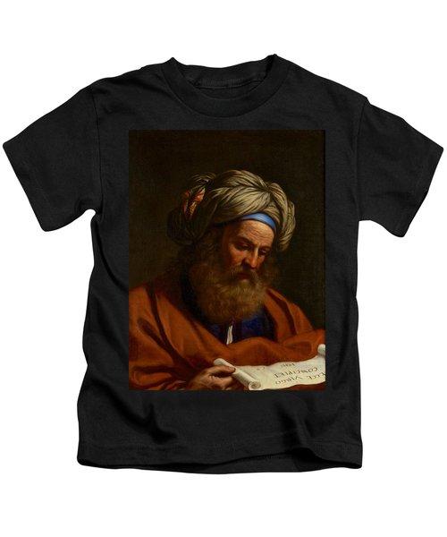 The Prophet Isaiah Kids T-Shirt