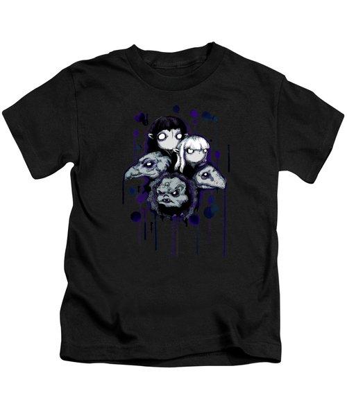The Purple Shard Kids T-Shirt