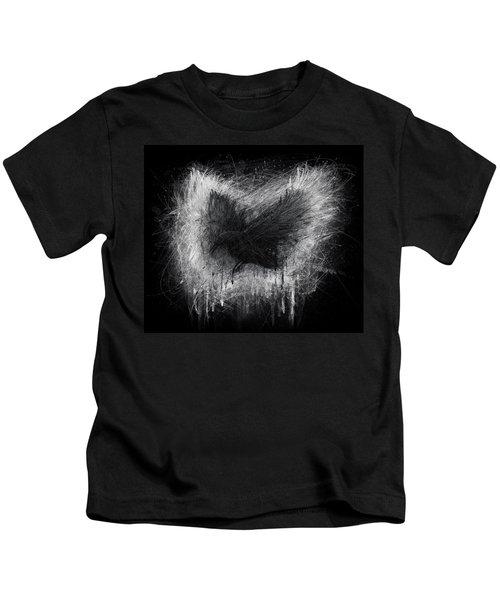 The Raven - Black Edition Kids T-Shirt