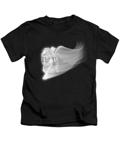The Reaper Rides Again Kids T-Shirt