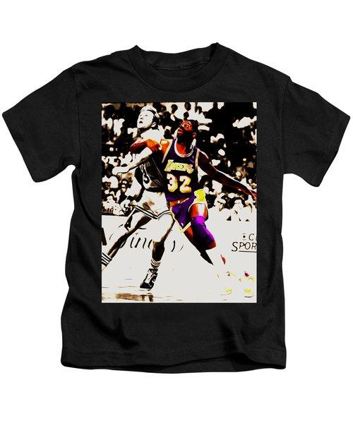 The Rebound Kids T-Shirt by Brian Reaves