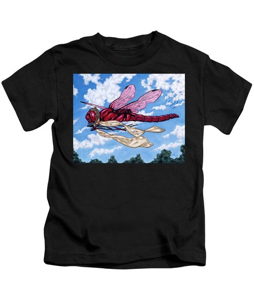 The Red Baron Kids T-Shirt
