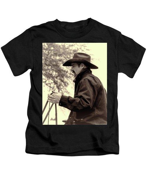 The Reins  Kids T-Shirt