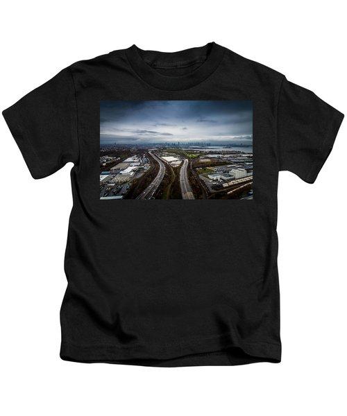 The Road Ahead Kids T-Shirt