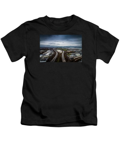 The Road Ahead Kids T-Shirt