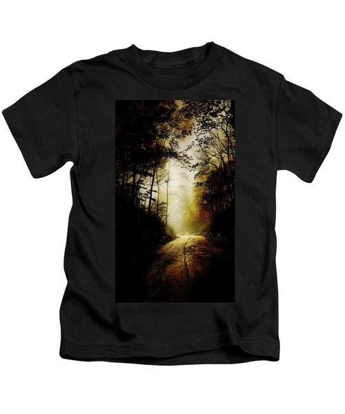 The Road To Hell Take 2 Kids T-Shirt