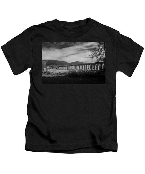The Roman Aqueducts Kids T-Shirt